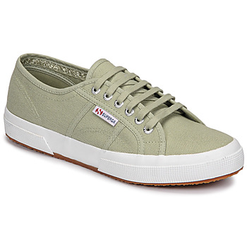 Shoes Low top trainers Superga 2750-COTU CLASSIC Green