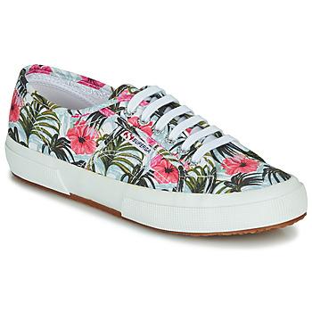 Shoes Women Low top trainers Superga 2750-COTUFANTASY Multicoloured