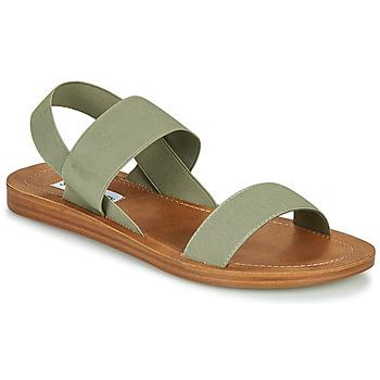 Shoes Women Sandals Steve Madden ROMA Kaki