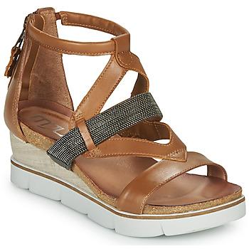 Shoes Women Sandals Mjus TAPASITA Camel