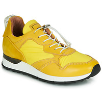 Shoes Women Low top trainers Mjus CAST Yellow