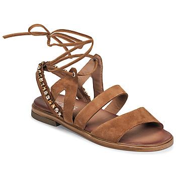 Shoes Women Sandals Mjus GRAM LACE Camel