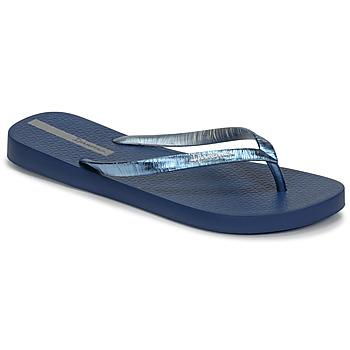 Shoes Women Flip flops Ipanema GLAM II Blue