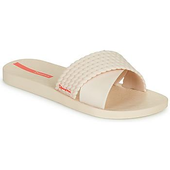 Shoes Women Sliders Ipanema STREET Beige