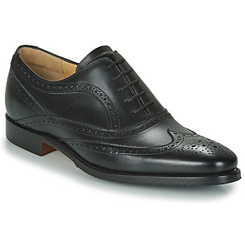 Shoes Men Brogues Barker TURING Black