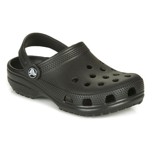 Shoes Children Clogs Crocs CLASSIC CLOG K  black