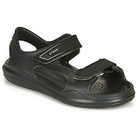 Shoes Children Sandals Crocs SWIFTWATER EXPEDITION SANDAL  black