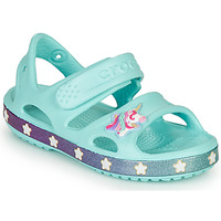 Shoes Girl Sandals Crocs FUNLAB UNICORN SANDAL Blue