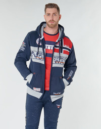 Clothing Men sweaters Geographical Norway FLYER Marine
