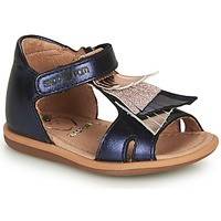 Shoes Girl Sandals Shoo Pom TITY FALLS Blue