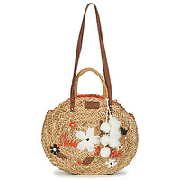 Bags Women Shopping Bags / Baskets Banana Moon NAMILA IOEMICE Beige