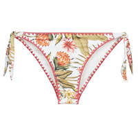 Clothing Women Bikini Separates Banana Moon DIMKA LAHAINA White / Orange