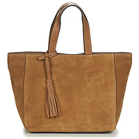 Bags Women Shopping Bags / Baskets Loxwood CABAS PARISIEN VELOURS Brown