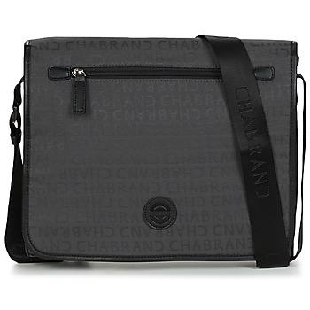 Bags Men Messenger bags Chabrand PRADO MESSENGER Grey