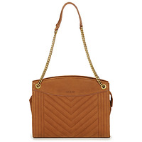 Bags Women Small shoulder bags Nat et Nin SIMONE Camel