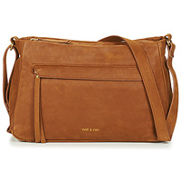 Bags Women Small shoulder bags Nat et Nin DIANE Camel
