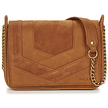 Bags Women Small shoulder bags Nat et Nin CAPRI Camel