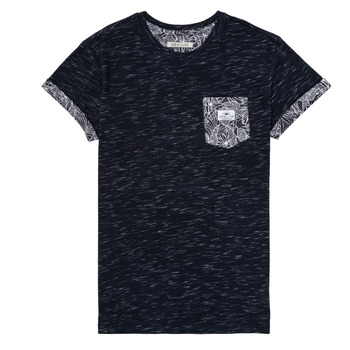 Clothing Boy Short-sleeved t-shirts Deeluxe SHAMAR Marine