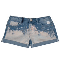 Clothing Girl Shorts / Bermudas Desigual JORBA Blue