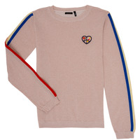Clothing Girl Jumpers Ikks LAURENT Pink
