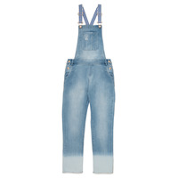 Clothing Girl Jumpsuits / Dungarees Ikks PERRINE Blue