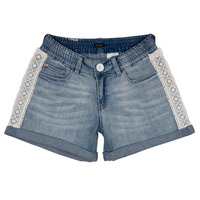 Clothing Girl Shorts / Bermudas Ikks ISAHA Blue