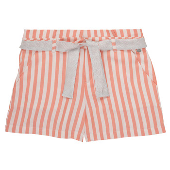 Clothing Girl Shorts / Bermudas Ikks BADISSIO Orange