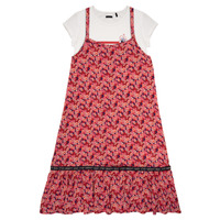Clothing Girl Short Dresses Ikks DANIA Multicolour