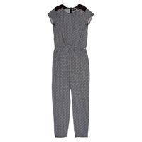 Clothing Girl Jumpsuits / Dungarees Ikks MIZZI Black