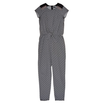 Clothing Girl Jumpsuits / Dungarees Ikks MIZZI Black