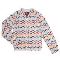 Clothing Girl Jackets / Blazers Ikks DANIEL Multicolour