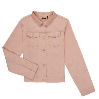 Clothing Girl Jackets / Blazers Ikks BERENICE Orange