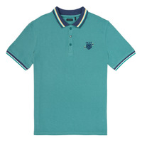 Clothing Boy Short-sleeved polo shirts Ikks DIVINA Green