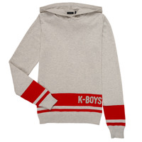 Clothing Boy jumpers Ikks KARINE Beige