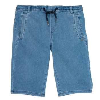 Clothing Boy Shorts / Bermudas Ikks ARNAUD Blue