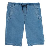 Clothing Boy Shorts / Bermudas Ikks PAGALI Blue