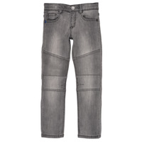 Clothing Boy Slim jeans Ikks GOELLON Grey