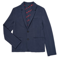 Clothing Boy Jackets / Blazers Ikks NARIA Marine