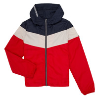 Clothing Boy Jackets Ikks FRED Multicolour