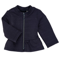 Clothing Girl Jackets / Cardigans Ikks ANE Marine