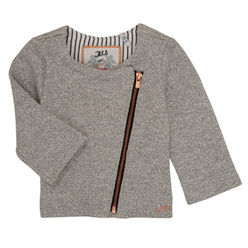 Clothing Girl Jackets / Cardigans Ikks LOIS Grey
