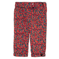 Clothing Girl leggings Ikks MARGA Grey / Red