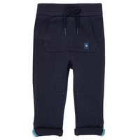 Clothing Boy Tracksuit bottoms Ikks LIVALI Marine