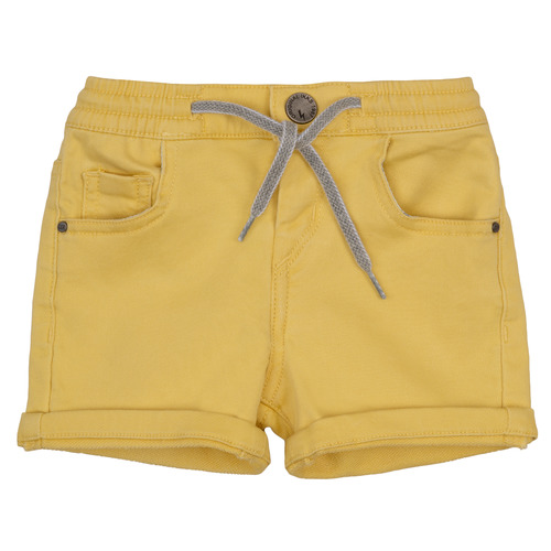 Clothing Boy Shorts / Bermudas Ikks XAVIER Yellow