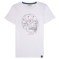 Clothing Boy short-sleeved t-shirts Kaporal ELASS White