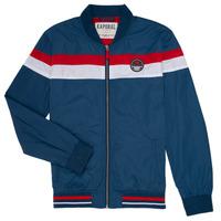 Clothing Boy Jackets Kaporal EARVI Marine