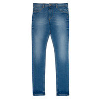 Clothing Boy straight jeans Kaporal JEGO Blue / Clear
