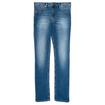 Clothing Boy Straight jeans Kaporal JEGO Blue / Medium