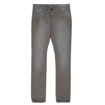 Clothing Boy straight jeans Kaporal JEGO Grey
