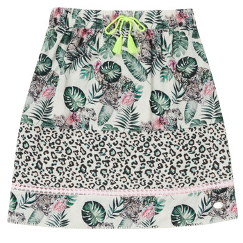 Clothing Girl Skirts Kaporal JANET Green